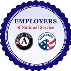 Employers of National Service Logo